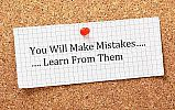 Kata Mutiara - Learn form Mistakes